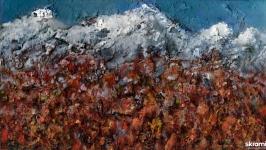 Осенние горы   Autumn mountains