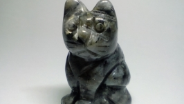 Статуэтка Кот из Лабрадора