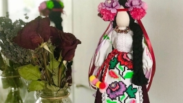Лялька-мотанка «Ружа»