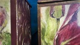 Короба под сыпучее ′Богемные цветы′