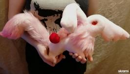 Кролик Рурука - персонаж манги ′′Сrimson spell′