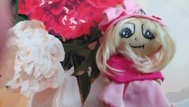Брелок кукла