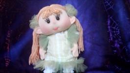 Куколка Горошинка