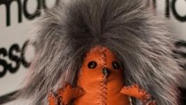 тут изображено Мягкая игрушка Ёжик
