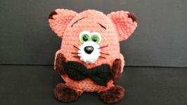 Мягкая игрушка Зеленоглазый лис
