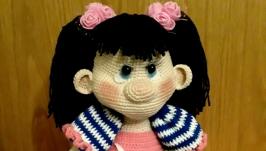 Кукла Принцесса Карамелька.
