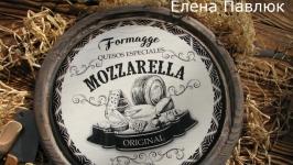 Большая сырная доска ′Mozzarella′