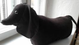 Собака такса - Клякса