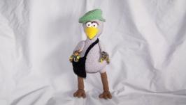 Toy Raven