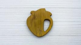 Грызунок деревянный ′Клубника′, дуб