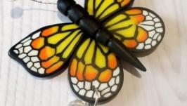 Комплект с бабочкой