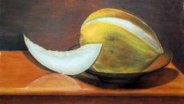 Натюрморт с дыней   Still life with a Melon