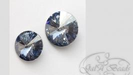Риволи SWAROVSKI код 1122 (14,18 мм) sapphire