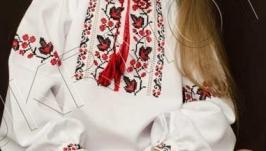 Вышиванка для девочки ′Мамына ягодка′