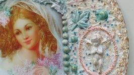 Тарелка ′Нежность′