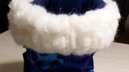 зимняя обувь на брейсы