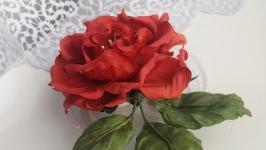 Роза Арабелла из шелка