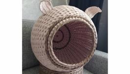 Котодом плетеный