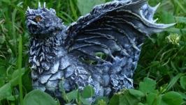 Дракон. Волшебный эко-декор