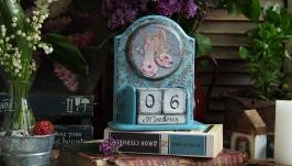 вічний календар Рожеві троянди