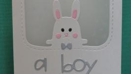 Открытка «A boy»
