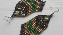 Сережки ′Нічний Київ′