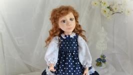 Будуарная кукла: Вероника.