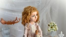 Будуарная кукла: Лиза .