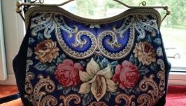 сумка-саквояж ′Тайна сердца′