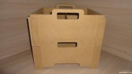 Ящик - пазл 3 секции
