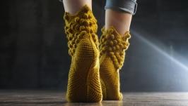 Носки Ножки Эльфа шишечки