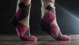 Носки Ножки Эльфа батик