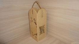 Коробка подарочная для вина (шампанского)
