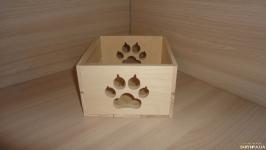 Ящик Лапка 2 размера