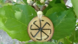 Женский оберег Коловрат ′Крест Лады Богородицы′