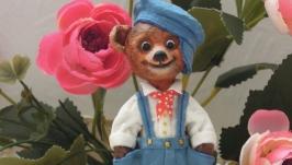 Елочная игрушка ′ Медвежонок Миша′