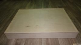 Пенал. Шкатулка с крышкой для рукоделия 70 х 50 х 9 см