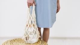 The soft string bag