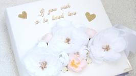 Очень большой свадебный альбом скрапбукинг , свадебный фотоальбом