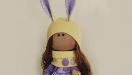 Кукла интерьерная (текстильная)