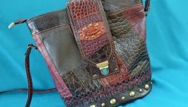 Кожаная сумка ′ГАБРИЭЛЛА′