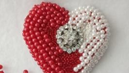 Брошь ′Сердце′