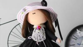 Интерьерная текстильная кукла Мери Поппинс