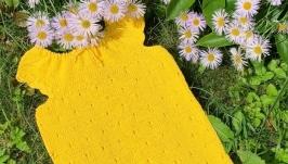Летнее платье-сарафанчик для девочки