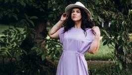 Літня сукня Plus size