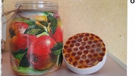 Баночка для меду ′Спасівська′