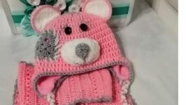 комплект ′Мишка Тедди′ для девочки