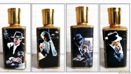 Сувенирная бутылка - графин «Брутальные мужчины»  Подарок на дено рождения