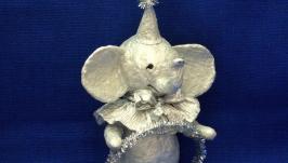 Серебряный слоник
