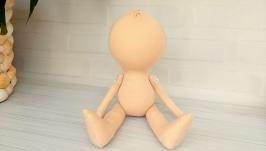 Мастер-класс создания кукольного тела 21 см